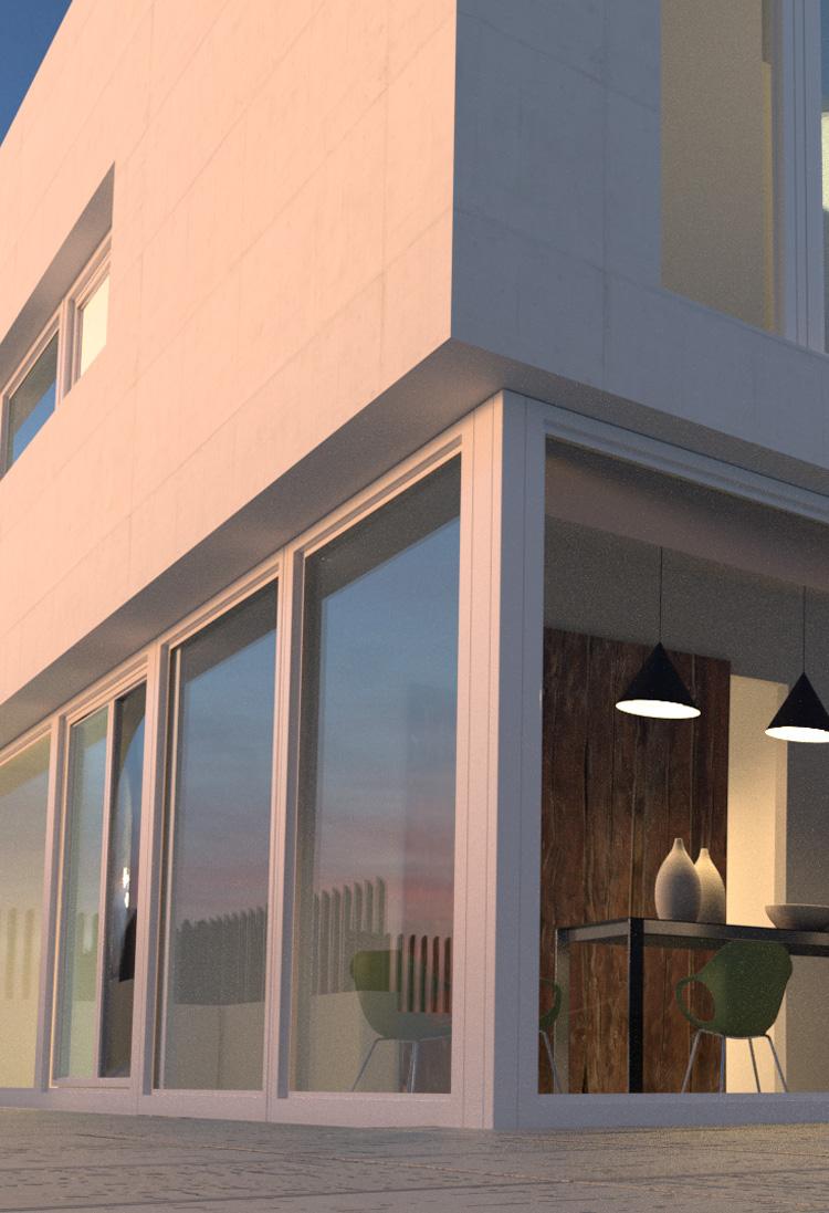 Primer edificio con certificación Passivhaus plus de España